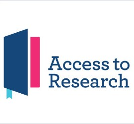 Access to research icon