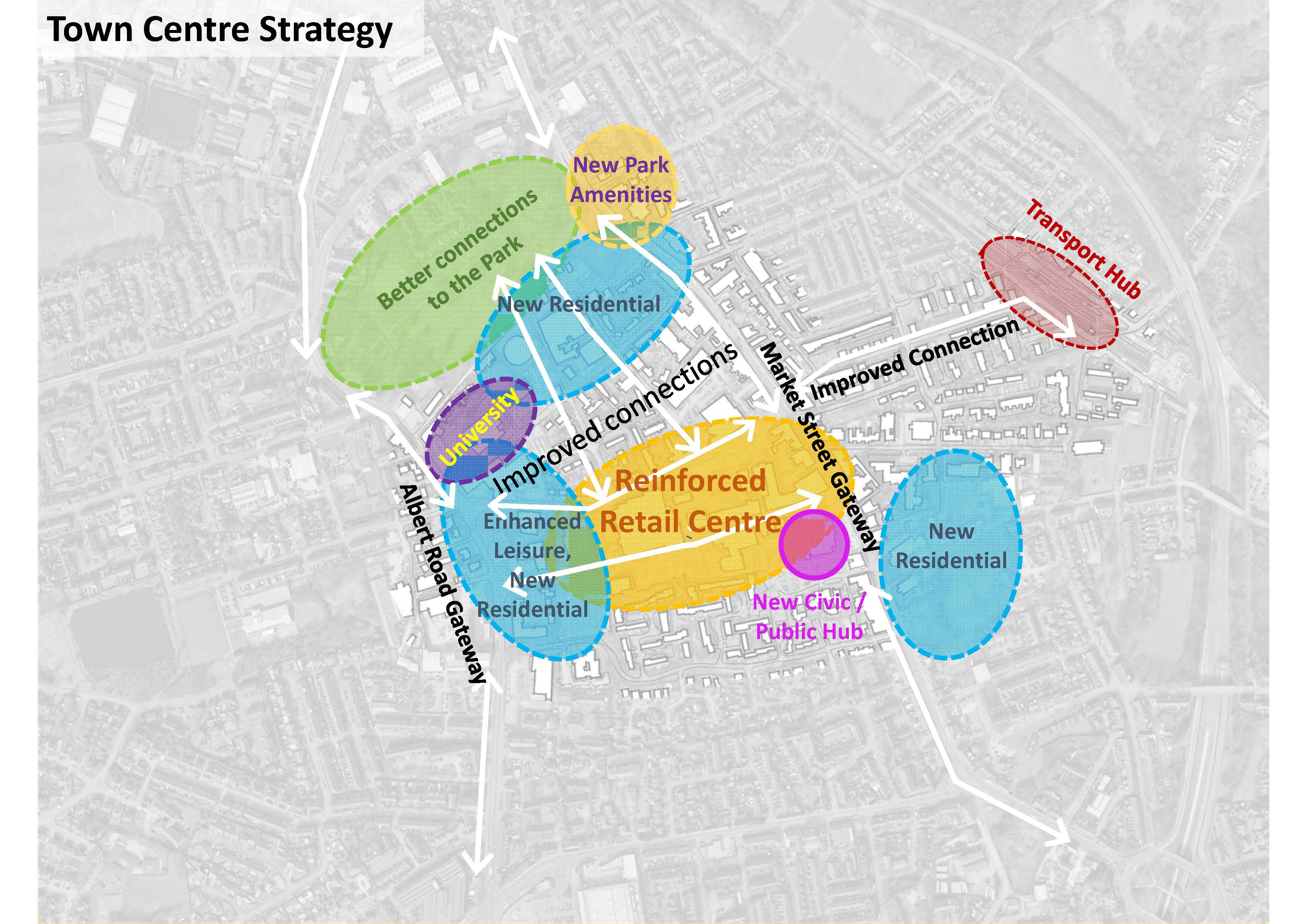 Farnworth town centre strategy