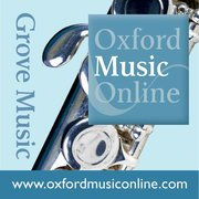 Oxford Music Online icon