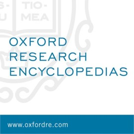 Oxford Research Encyclopedias icon