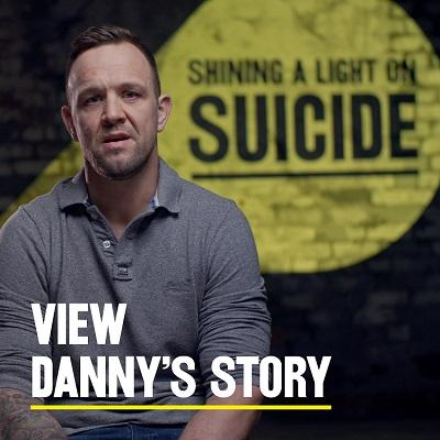 Danny Sculthorpe tells his story
