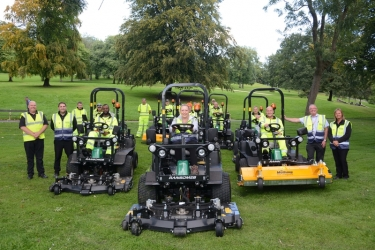 Rsz mowers news